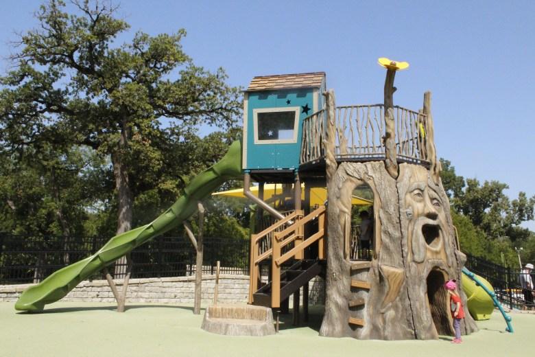 frank kent's dream park, trinity park, inclusive playground, all-abilities playground