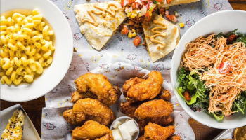Mad for Chicken offers a great selection of Korean street food | Image courtesy of Mad for Chicken