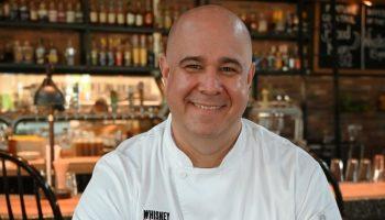 Whiskey Cake's new concept chef... Thomas Dritsas! | Photo courtesy of Whiskey Cake