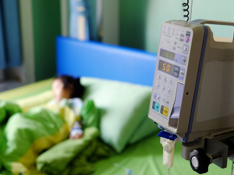 it's not just covid-19 that's filling up pediatric icu beds in collin county. the other culprit is rsv. | shutterstock