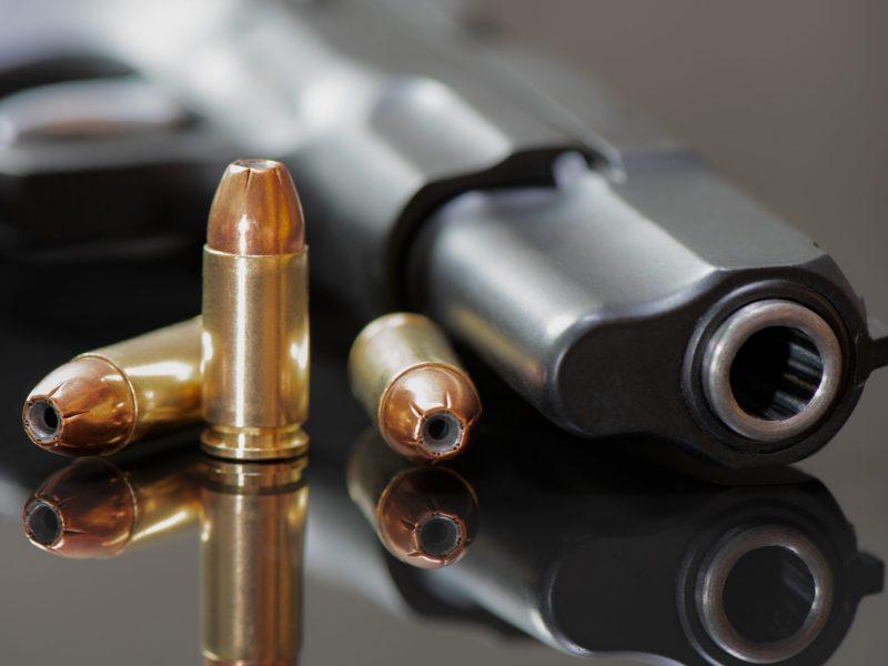 shooting in a collin county neighborhood sparks gun control conversation.