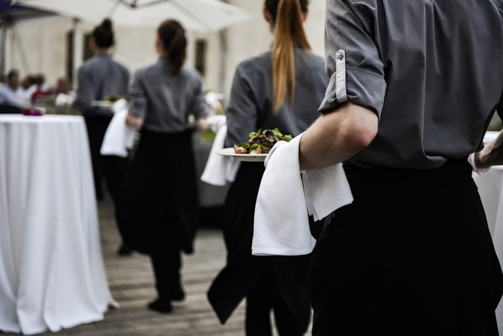 restaurants out of supplies? yes. restaurants out of staff? also yes.