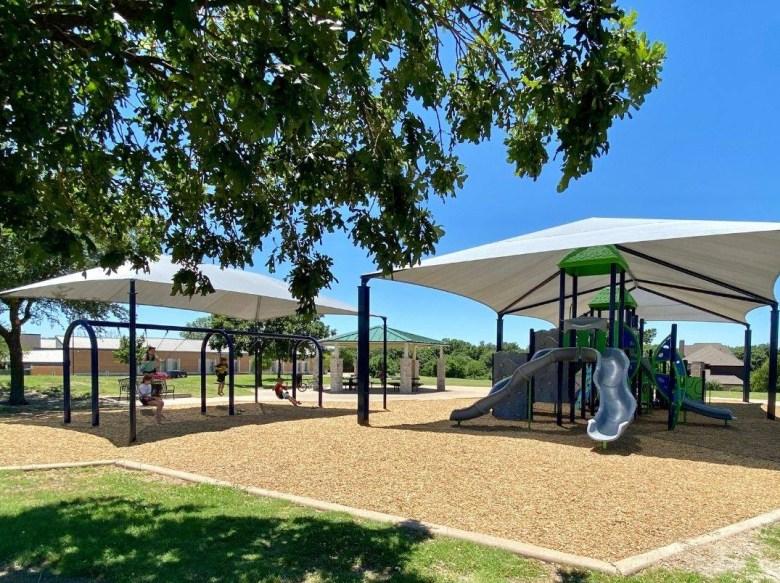 best playgrounds, hill top park, mckinney, best playgrounds mckinney