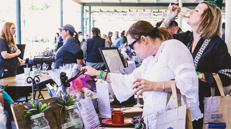 the fredericksburg food & wine fest is so worth the trip. make a mini-vacation out of it!