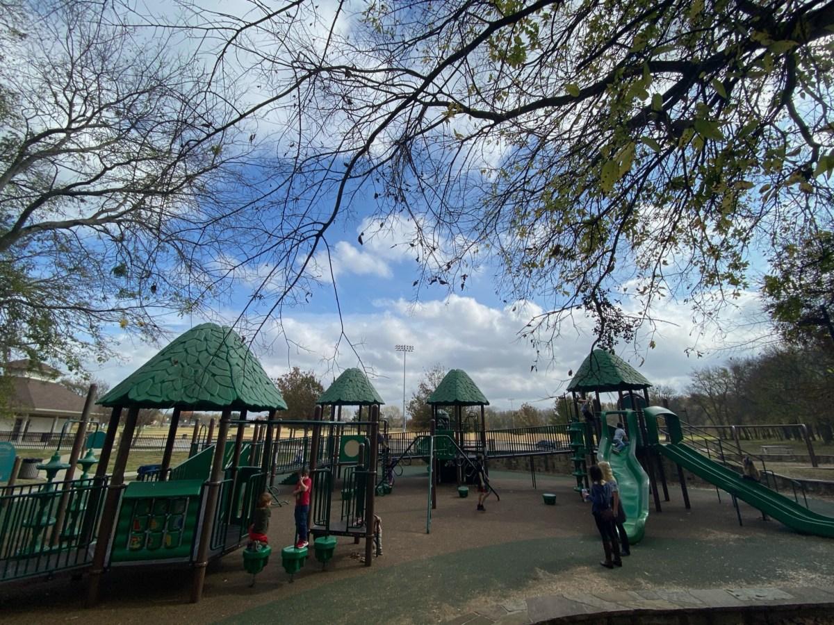 al ruschhaupt park, playground, best playgrounds mckinney, splash pad