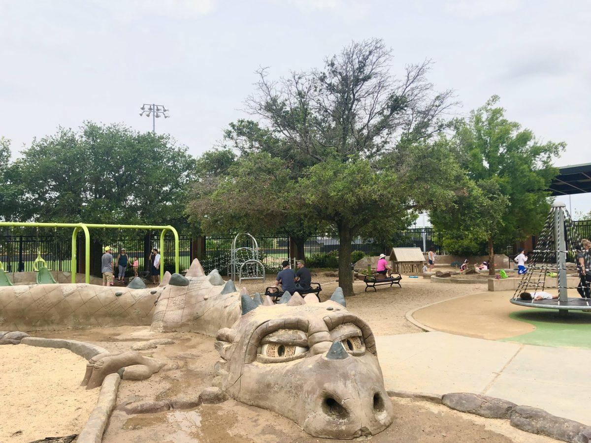 bicentennial park southlake, best playgrounds, bicentennial playground