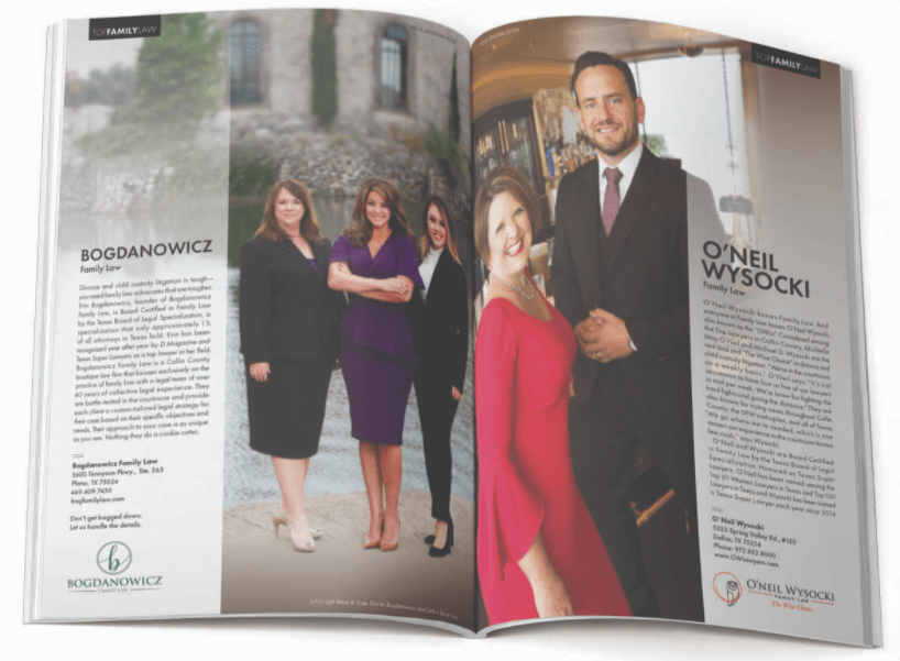 local profile, top family lawyers