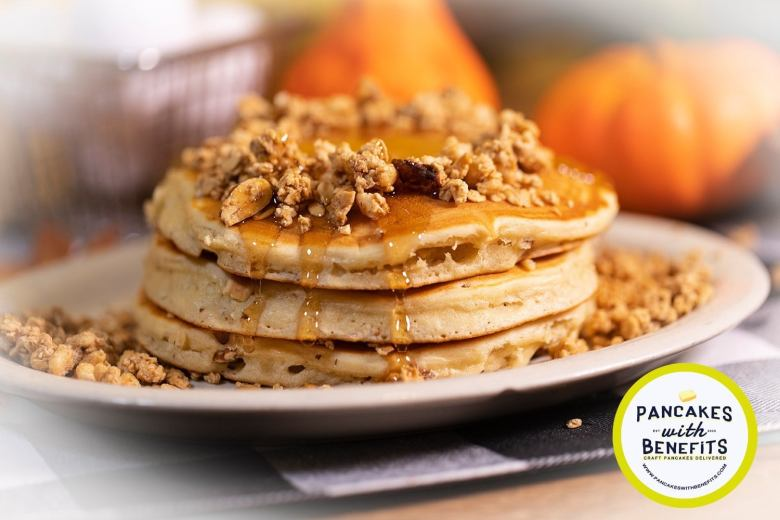 pancakes with benefits is one of the delicious ghost kitchens local to dfw.