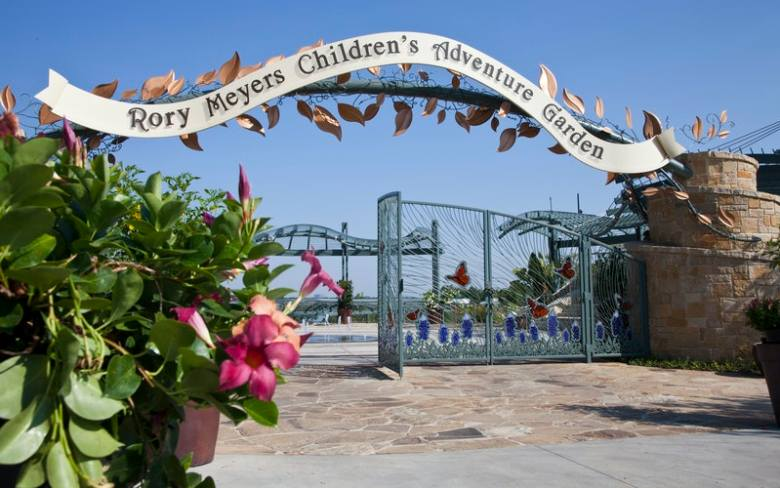 the rory adventure garden is open at the dallas arboretum this labor day weekend!   image courtesy of the dallas arboretum