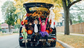 Garland's Trunk-or-Treat is just one family-friendly Halloween activity you should check out in Collin County.