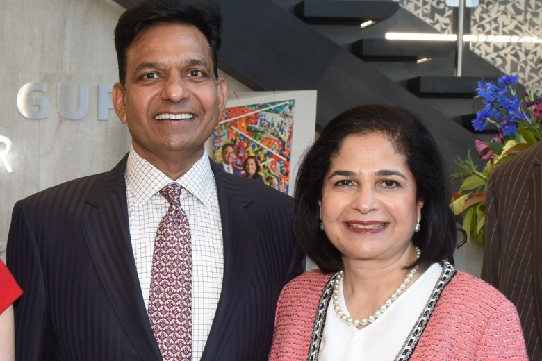 satish gupta, founder, sb international inc, gupta capital group, business council for the arts, 2021 obelisk award honoree, arts philanthropy, bca, 2021 obelisk awards