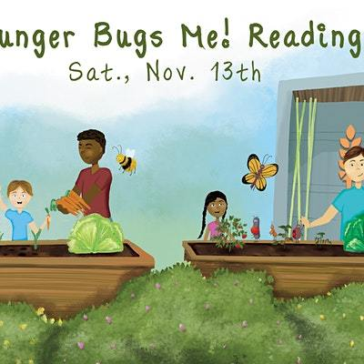join north texas food bank for this special book reading on nov. 13!