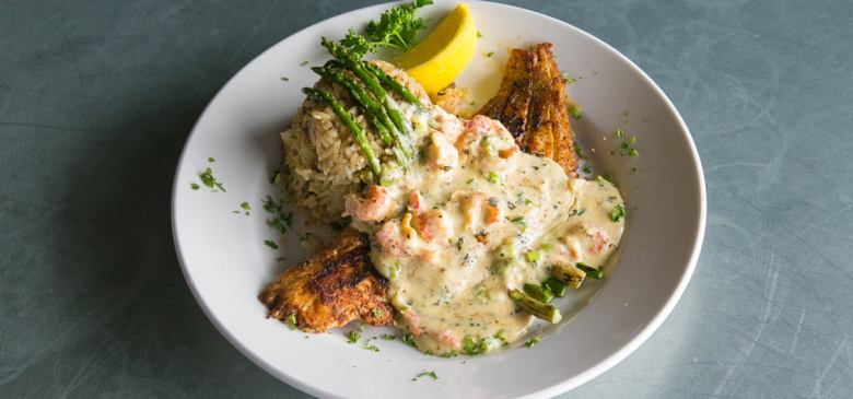 the green gator in frisco is an incredibly fun cajun food spot!   courtesy of the green gator's facebook page