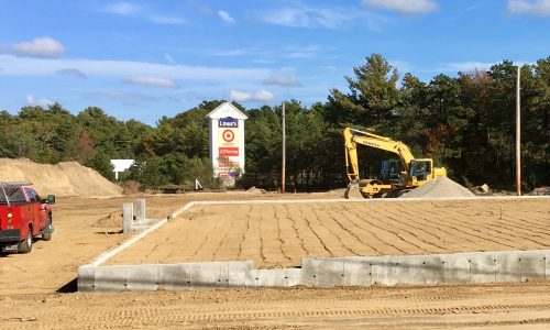 Developer breaks ground on new office building for USDA in West Wareham