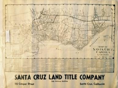 SC Land Title Map