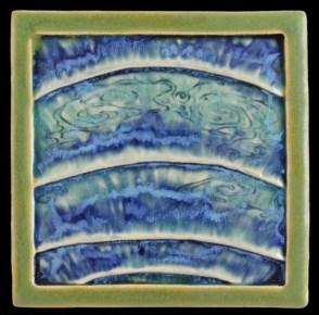 Steve Baranowski Waves Tile