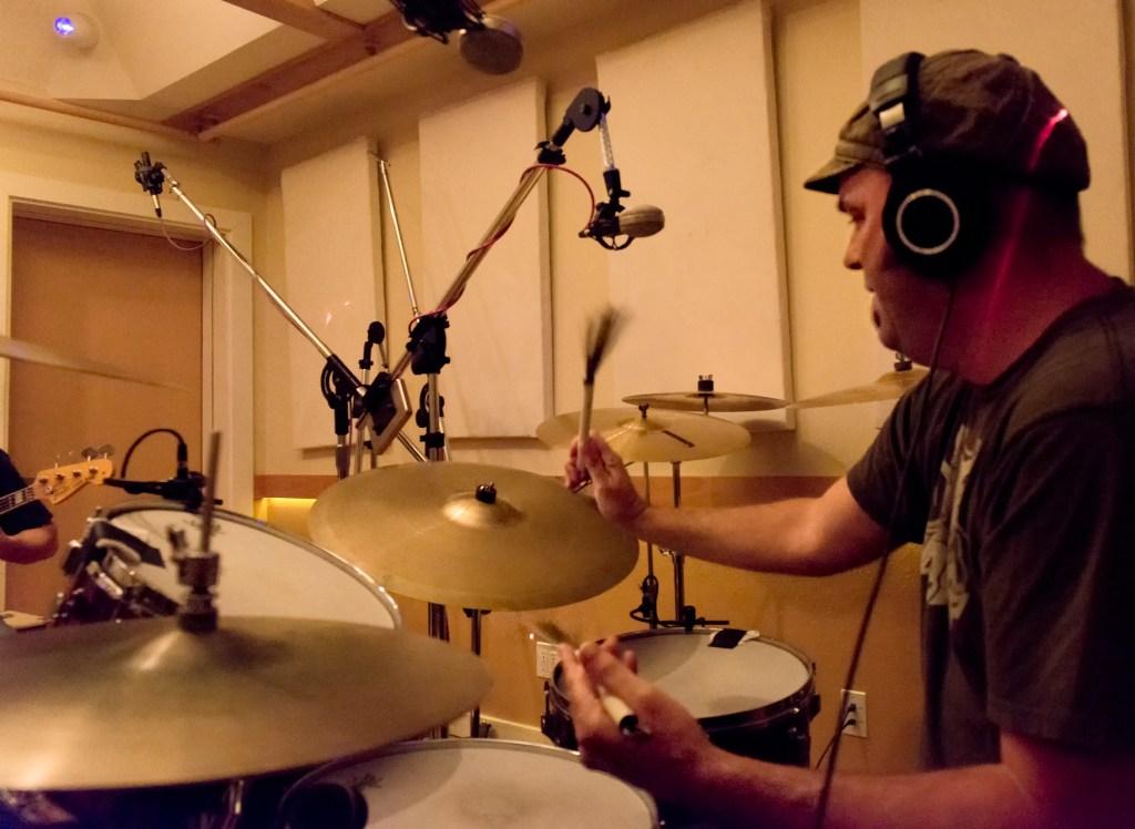 Fainting Goats Drummer