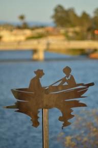 Ann Altstatt Row Boat