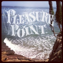 Pleasure Point Surf