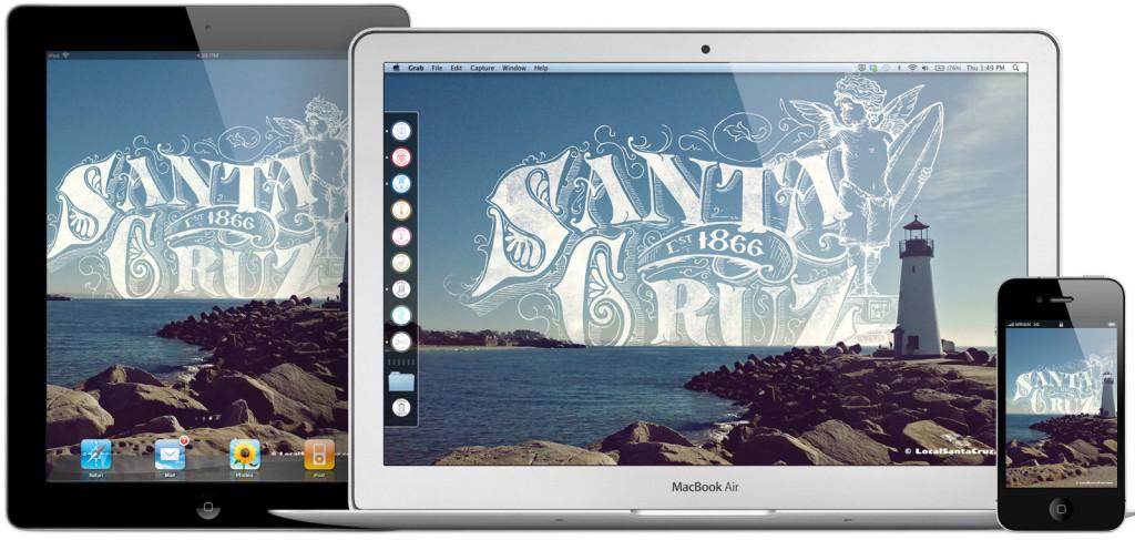Santa Cruz Wallpaper - Lighthouse