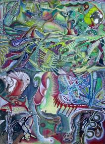 Jaime Sanchez Painting