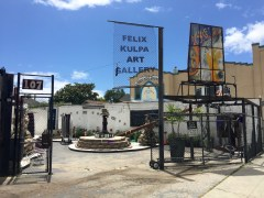 Felix Kulpa Gallery and Sculpture Garden