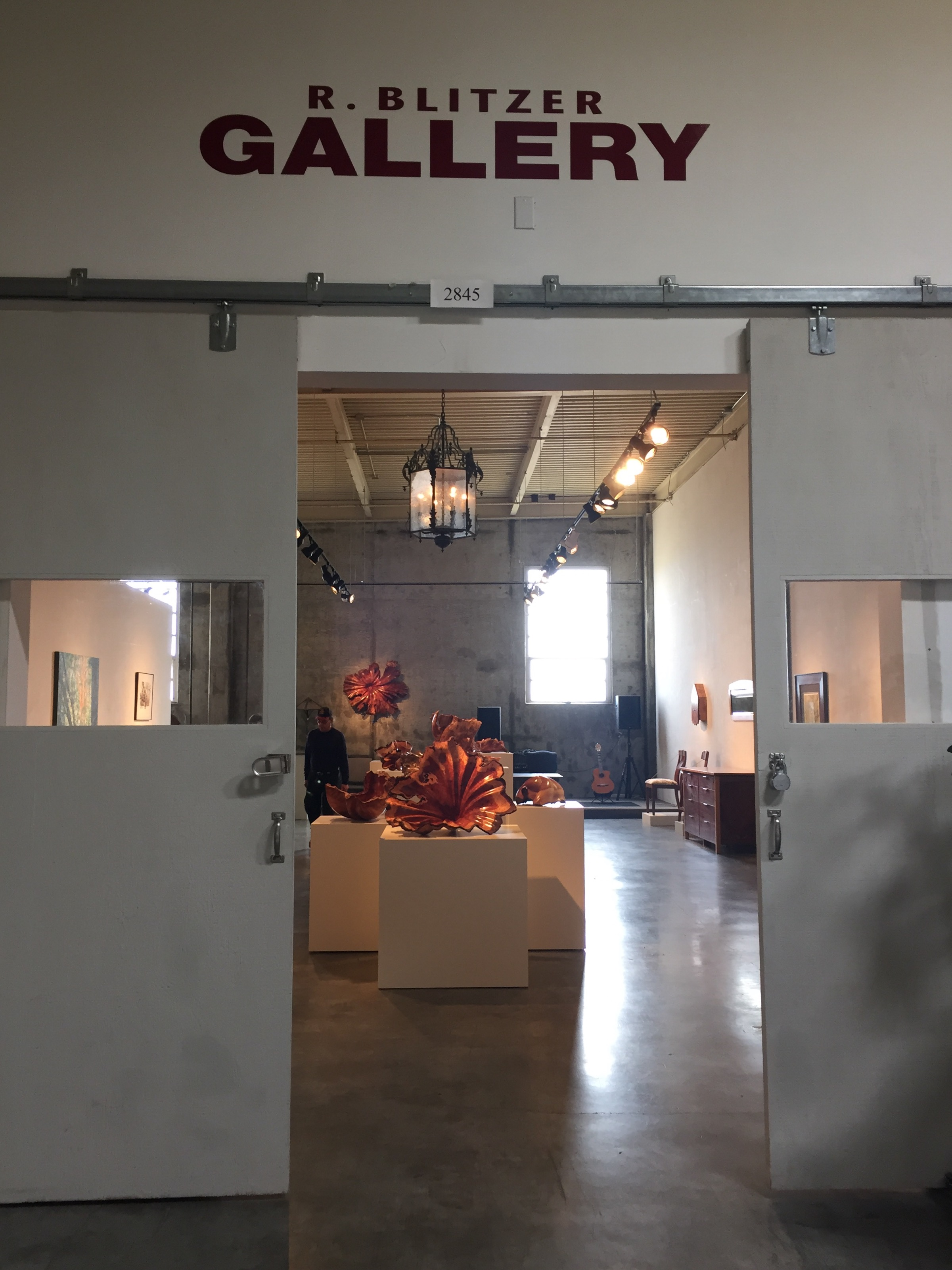 R. Blitzer Gallery