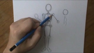 Video: How To Draw a Person