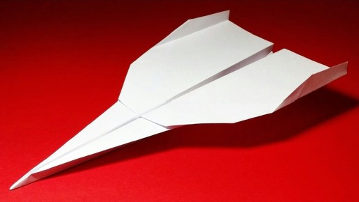 Video: How To Make A Paper Airplane
