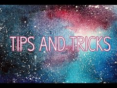 Video: Watercolor Tips and Tricks
