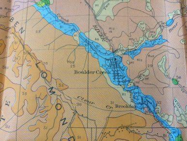 Boulder Creek Map Detail