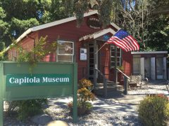 Capitola Historical Museum exhibits photographer Ole Ravnos