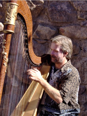 Dave Pavlovich Harp Therapy