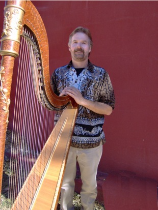 Dave Pavlovich Harpist