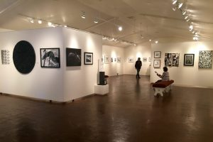SCAL's Arrangements in Black & White Exhibit.