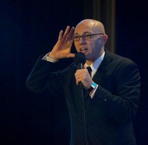 Ian Harris Commedian