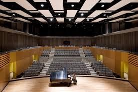 The Cabrillo College Samper Recital Hall