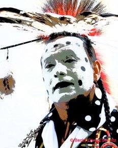 Powwow Dancer, Crow