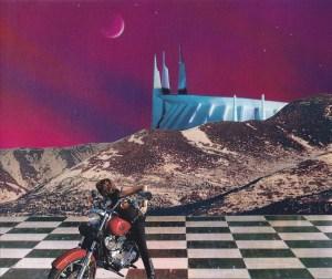 Retro Rider (2016), by Matt Miezio