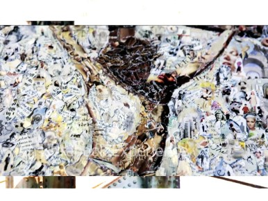 Video: How to Collage with Vik Muniz