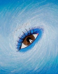 """Augie W.K. - """"You are like a hurricane (there's calm in your eye)"""""""