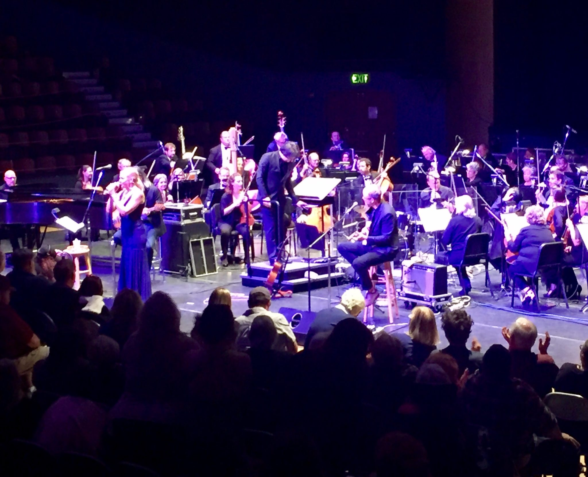 The Santa Cruz Symphony with Storm Large and her Band