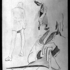 Lee Maverick - Figure Drawing