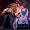 Mathew Taylor (Beast) and Emily Mairi Marsilia (Belle)