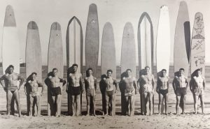 Santa Cruz Surfing Club, 1941