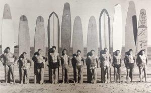 Santa Cruz Surfing Club, 1941