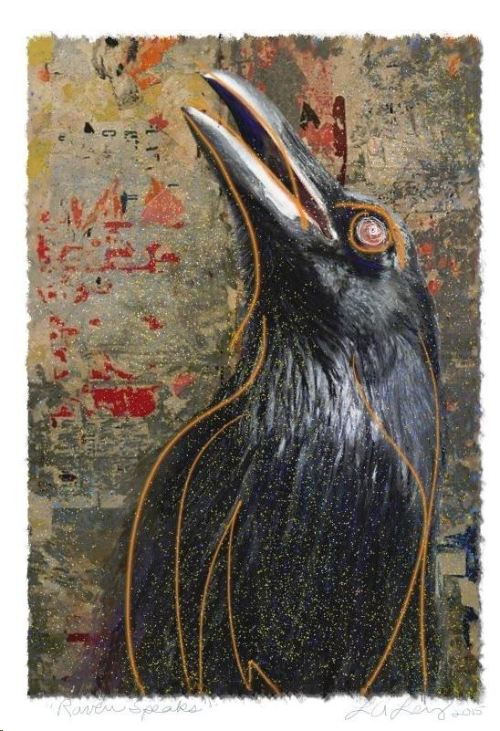 Linda A. Levy - Raven Speaks