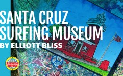 Santa Cruz Surfing Museum by Elliott Bliss