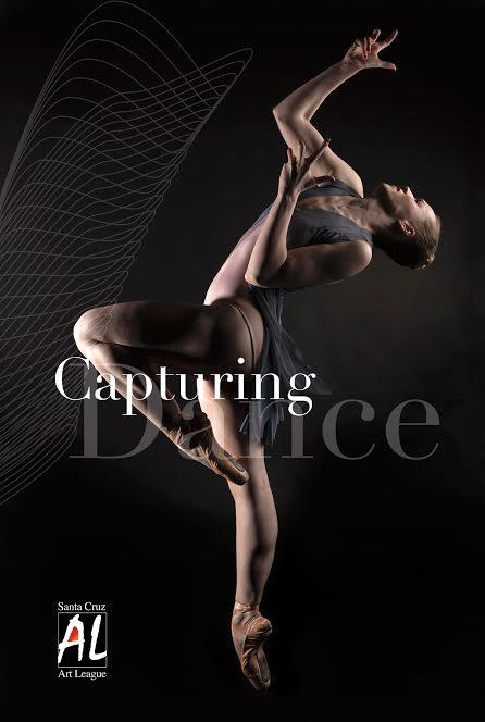 Capturing Dance, at the Santa Cruz Art League. Photo by Devi Pride Photography.