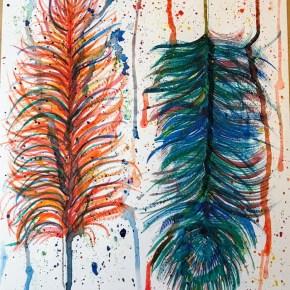 Leanna Jensen - Feathers
